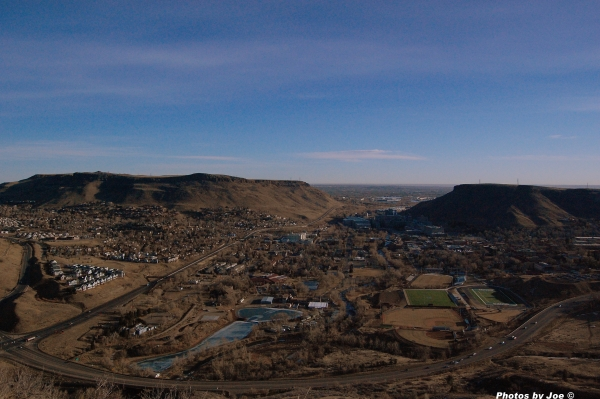 City of Golden Colorado Lm12-010