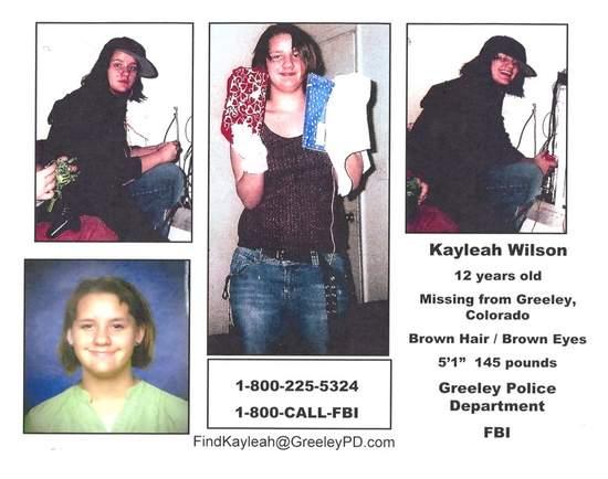 KAYLEAH WILSON - Aged 12 years - Greeley, Colorado (USA) - Page 2 Bilde10