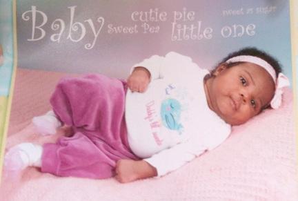 ZARA MALANI-LIN ABDUR-RAHEEM - Aged 3 months - New Jersey (USA) Zara11