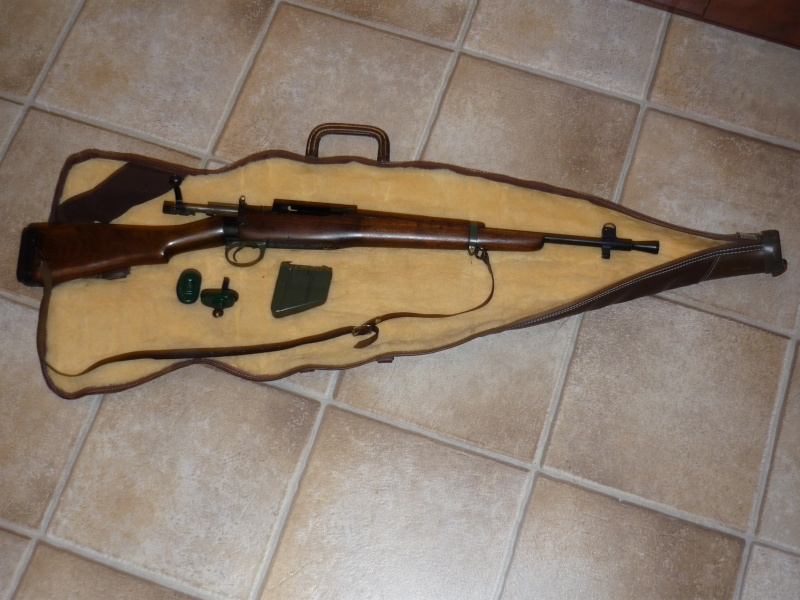 Lee-Enfield No5 MK1 Jungle Carbine Pictur18