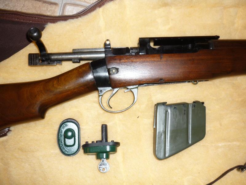 Lee-Enfield No5 MK1 Jungle Carbine Pictur19