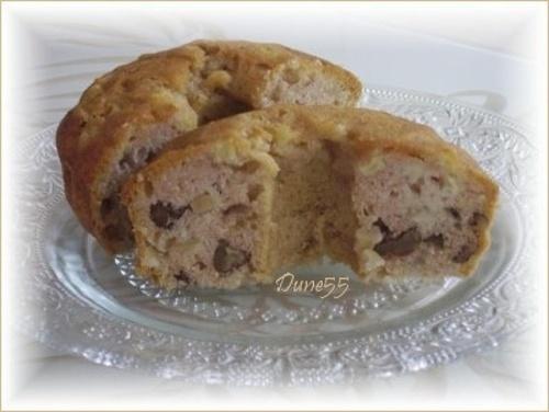 Gâteau aux pommes et aux pacanes  21831710