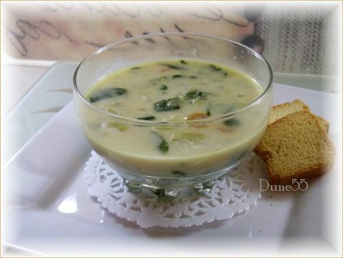 Crème de légumes  25181811