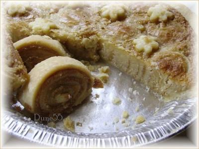 Tarte au sucre spécial Mamie 65560z11