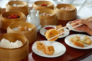 Les fameux dumpling (dim sum) de Mel Dimsum10