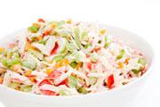 Salade de crabe hawaïenne News8010