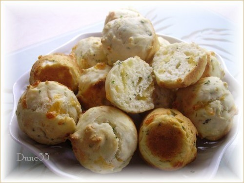 Muffin fromage ail et fines herbes Pict0113