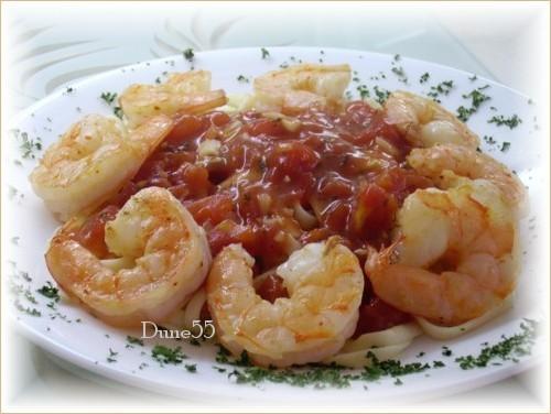 Crevettes à saveur italienne Pict9223