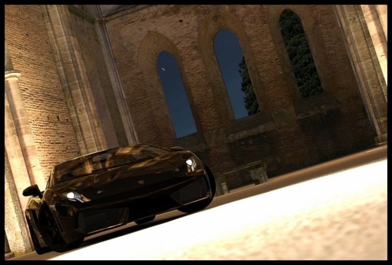 Gran Turismo 5 sur PS3 =) Abbaye10