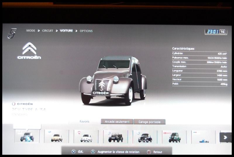 Gran Turismo 5 sur PS3 =) Dsc_0137