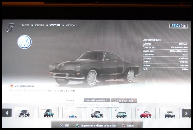 Gran Turismo 5 sur PS3 =) Dsc_0139