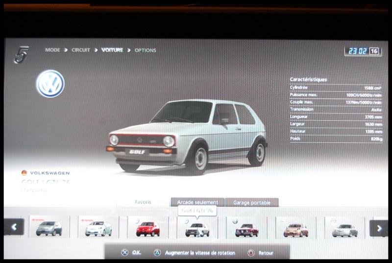 Gran Turismo 5 sur PS3 =) Dsc_0140