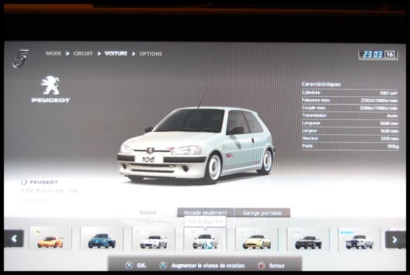 Gran Turismo 5 sur PS3 =) Dsc_0142