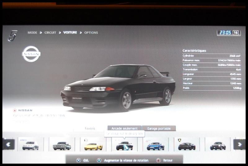Gran Turismo 5 sur PS3 =) Dsc_0147