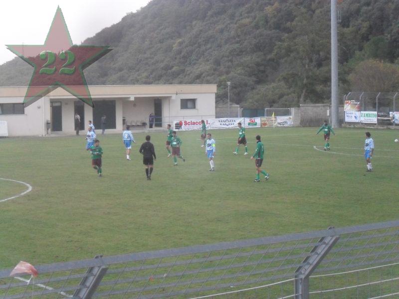 Campionato 12° giornata: Kamarat - Sancataldese 1-1 1012