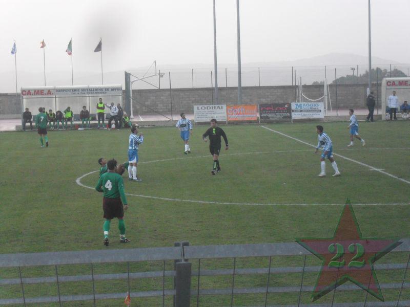 Campionato 12° giornata: Kamarat - Sancataldese 1-1 1115