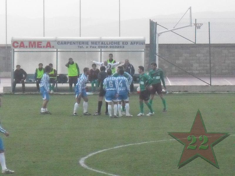 Campionato 12° giornata: Kamarat - Sancataldese 1-1 1211