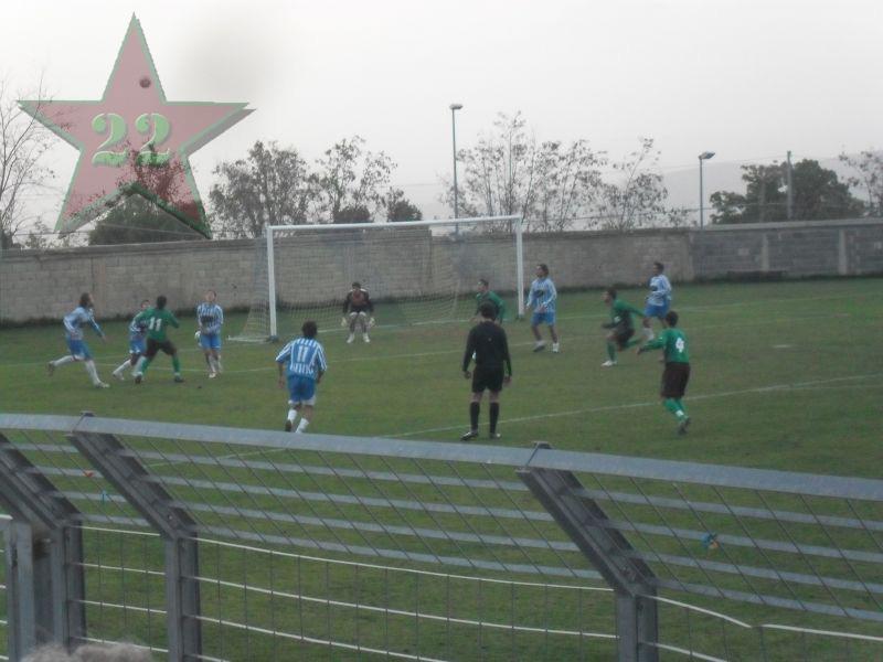 Campionato 12° giornata: Kamarat - Sancataldese 1-1 1311