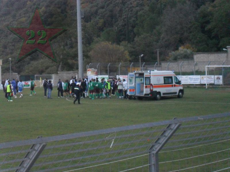 Campionato 12° giornata: Kamarat - Sancataldese 1-1 1410