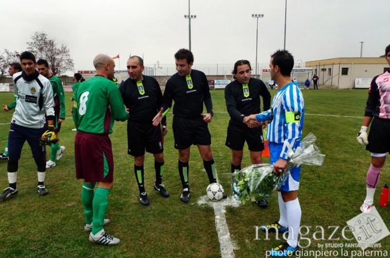 Campionato 12° giornata: Kamarat - Sancataldese 1-1 191
