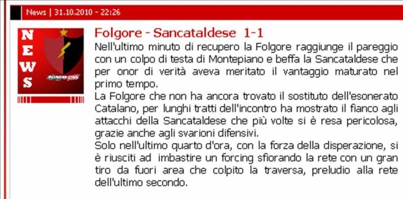 Campionato 8° giornata: Folgore Selinunte - Sancataldese 1-1 265