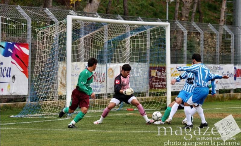 Campionato 12° giornata: Kamarat - Sancataldese 1-1 273