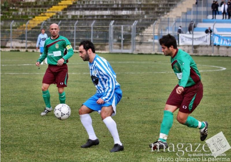 Campionato 12° giornata: Kamarat - Sancataldese 1-1 437
