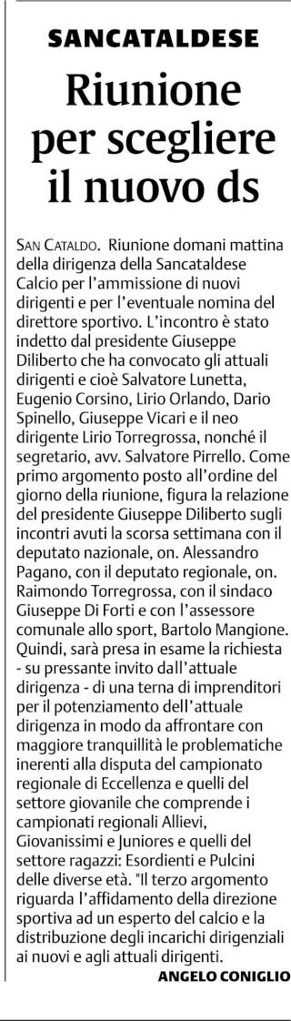 Calciomercato Sancataldese Cnsc13
