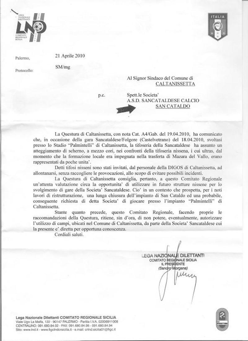 Comunicato Ufficiale Commando Neuropatico Docnis10