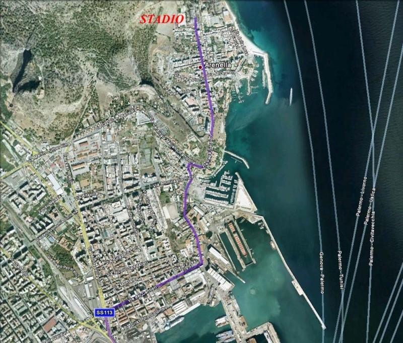 Campionato 29° giornata:Sporting Arenella - Sancataldese 1-1 Itiner23