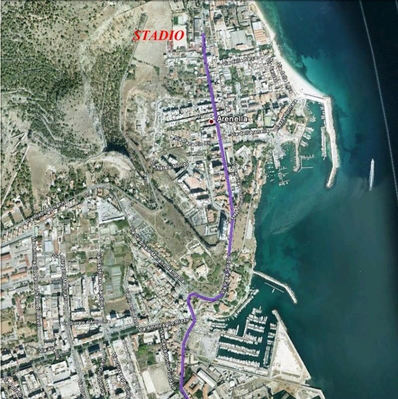 Campionato 29° giornata:Sporting Arenella - Sancataldese 1-1 Itiner26
