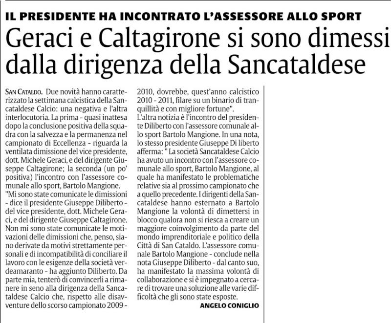 Triangolare Sancataldese - Nissa - Montedoro Sc2216