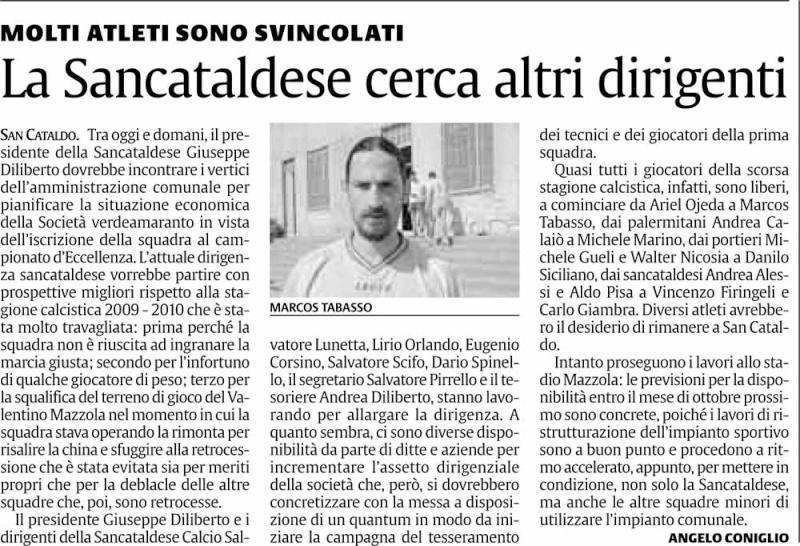Triangolare Sancataldese - Nissa - Montedoro Sc2219