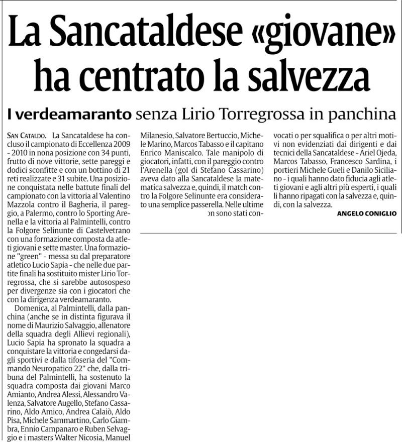 Campionato 30° giornata:Sancataldese - Folgore Selinunte 2-0 Sc_fg10