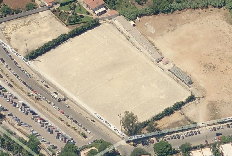 Campionato 17° Giornata: Parmonval - Sancataldese 1-0 Stadio13