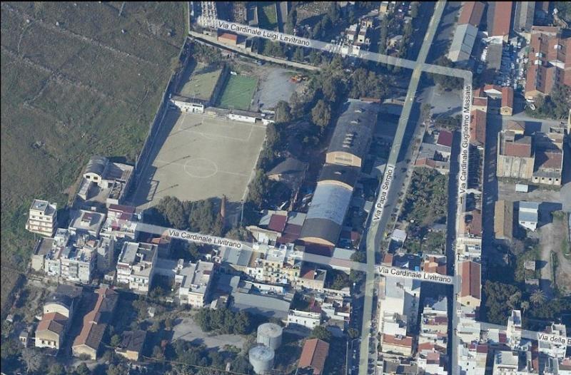 Campionato 29° giornata:Sporting Arenella - Sancataldese 1-1 Stadio23