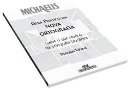 Guia prático da nova ortografia - Michaelis - Melhoramentos Multib72