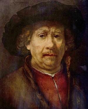L'autoportrait C18-re10