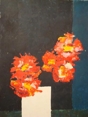 Nature morte, Fleurs  Dsc01935