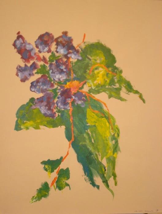 Nature morte, Fleurs  Fleur111
