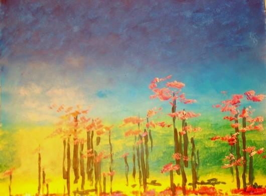 Nature morte, Fleurs  Fleur211