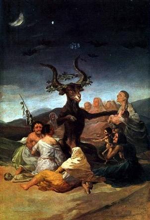 LES MYTHES - LE RÊVE  suivi du Symbolisme Goya-s10
