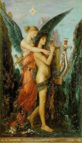 LES MYTHES - LE RÊVE  suivi du Symbolisme Moreau10