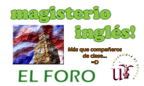 Magisterio Lengua Extranjera