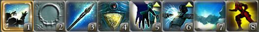 Build Pour la carriere de jade 210