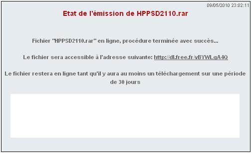 Drivers pour imprimante HP A-S Lien_d11