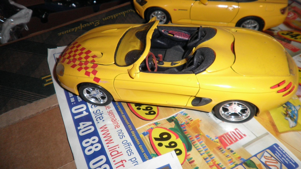 collectionneur de voitures miniatures 03010