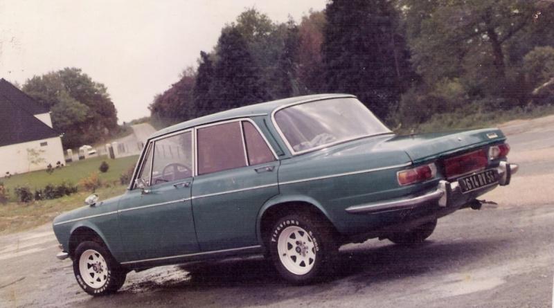 les voitures que vous avez possédé Numari10