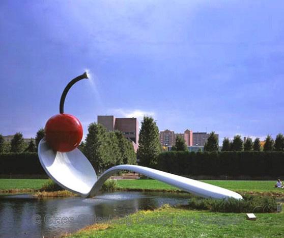 Claes Oldenburg [Sculpteur] 45275710