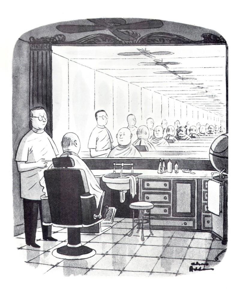 addams - Charles Addams [Illustrateur] Athine11